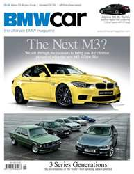 BMW Car issue May 2012