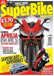 Superbike Magazine issue April 2011