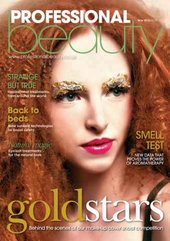 Professional Beauty issue Professional Beauty May 2012