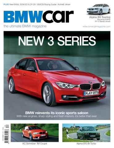 BMW Car issue December 2011
