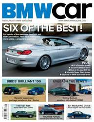 BMW Car issue January 2011