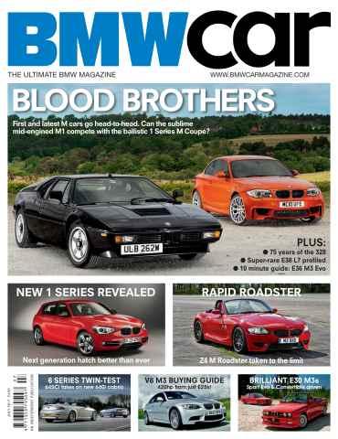 BMW Car issue July 2011