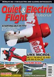 Quiet & Electric Flight Inter issue May 2012