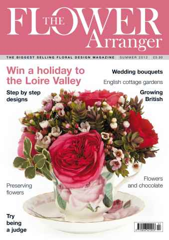 The Flower Arranger issue Summer 2012