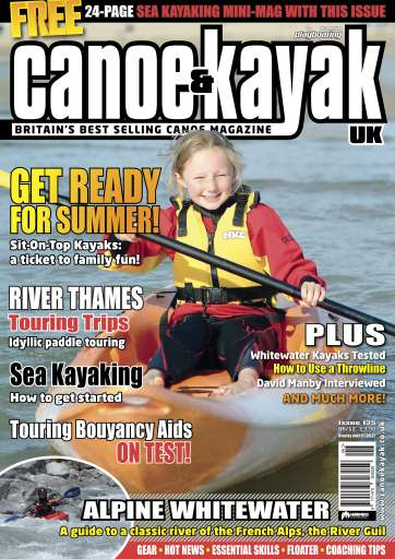 Canoe & Kayak UK Preview