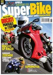 Superbike Magazine issue June 2012
