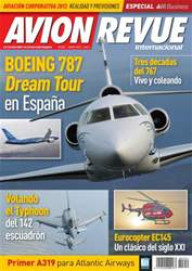 Avion Revue Internacional España issue Numero 359