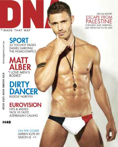 DNA Magazine issue #148 - Sport