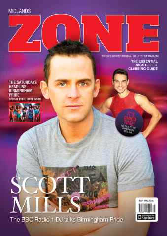 Midlands Zone issue May 2012