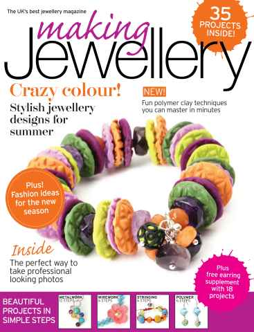 Making Jewellery issue June 2012