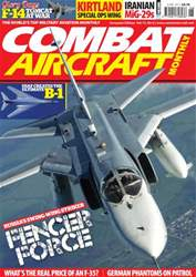 Combat Aircraft issue Vol 13 No 6
