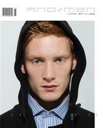 AND MEN 08 new issue AND MEN 08 new