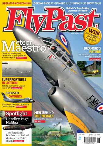 FlyPast issue June 2012