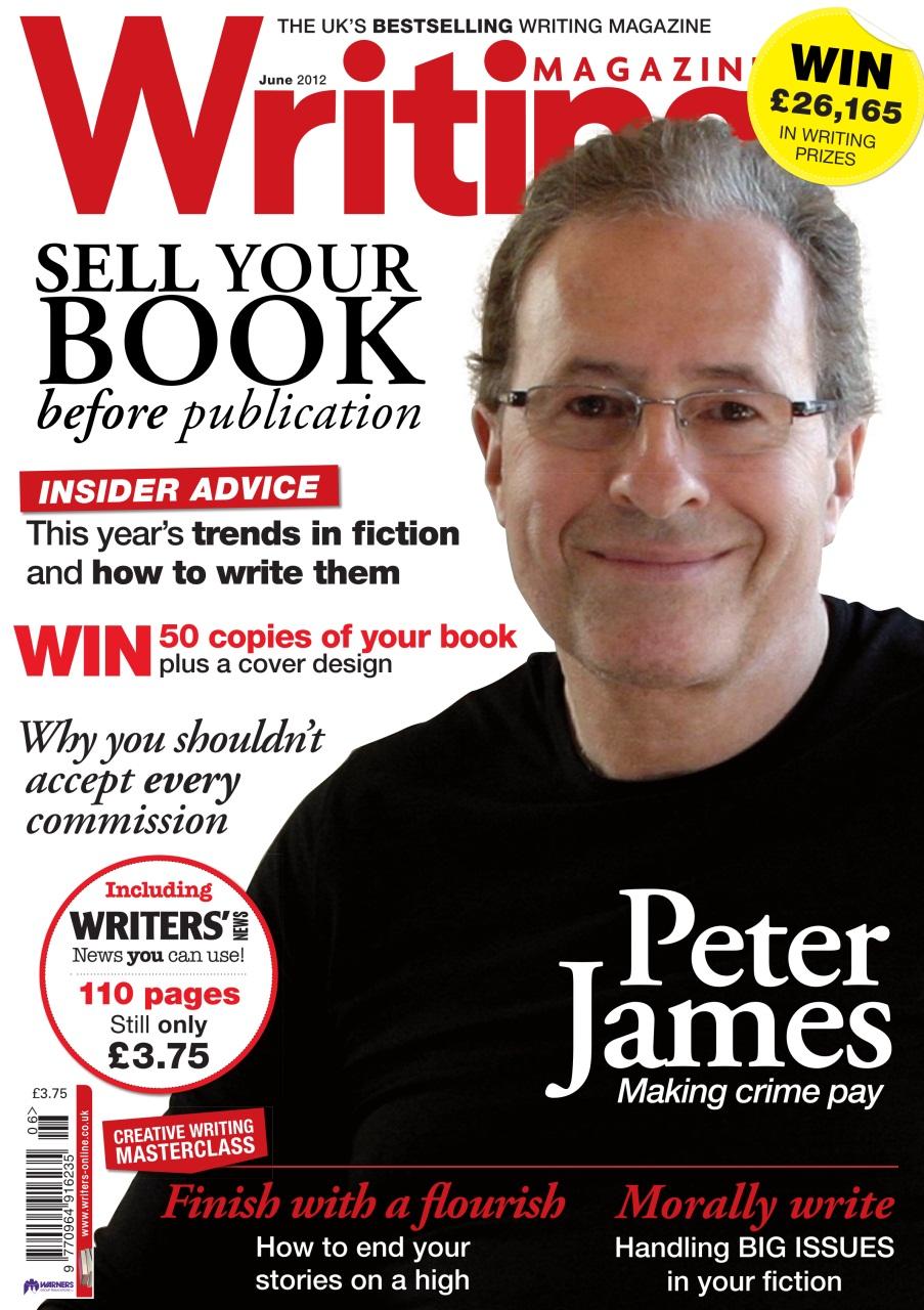 magazine article writer needed