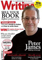 Writing Magazine issue Writing Magazine June 2012