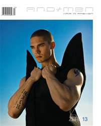 AND MEN 13 new issue AND MEN 13 new