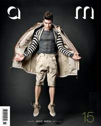 AND MEN 15 new issue AND MEN 15 new