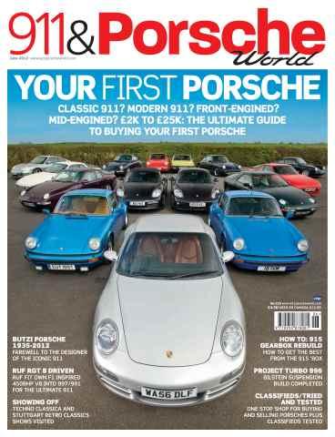 911 & Porsche World issue 911 & Porsche World Issue 219