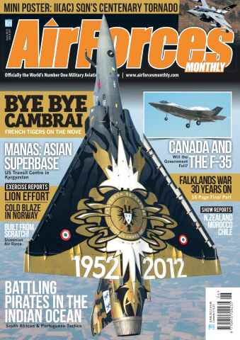 AirForces Monthly issue June 2012