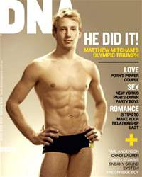 DNA Magazine issue DNA #105
