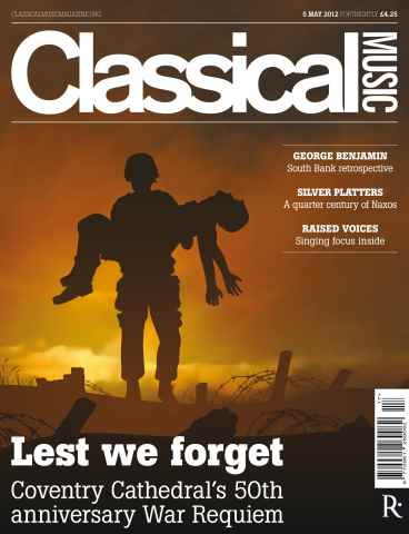 Classical Music issue Classical Music 5 May 2012