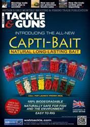 Tackle & Guns issue May 2012