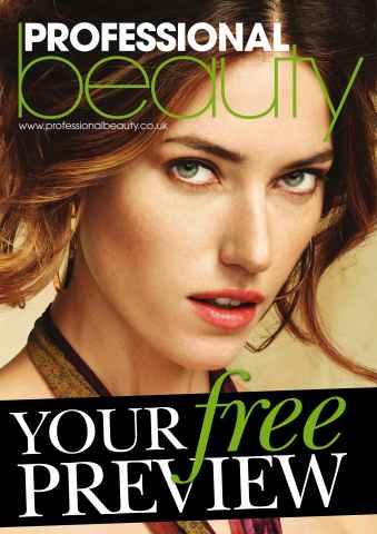 Professional Beauty issue FREE Preview Issue