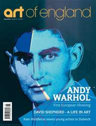Art of England issue 91 - June 2012