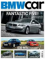 BMW Car issue January 2010