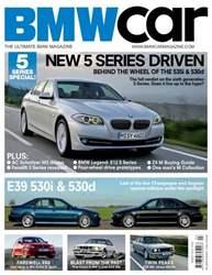 BMW Car issue March 2010