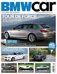 BMW Car issue May 2010