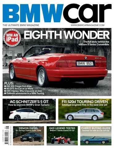 BMW Car issue August 2010
