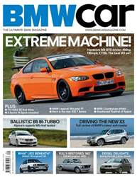 BMW Car issue September 2010