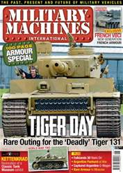 Military Machines International issue June 2012