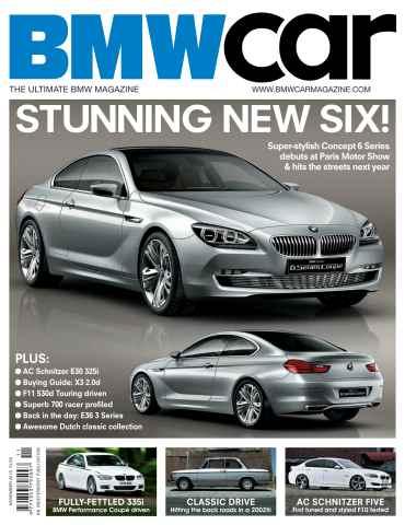 BMW Car issue November 2010