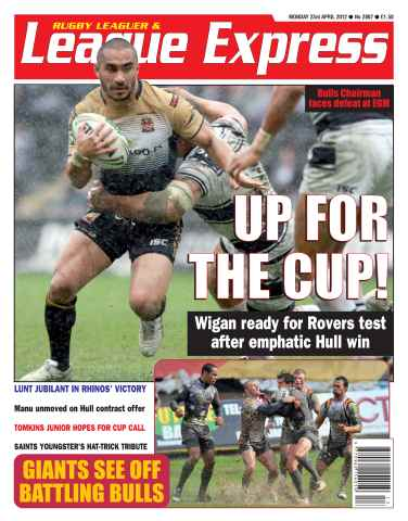 League Express issue 2807