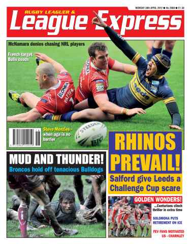 League Express issue 2808