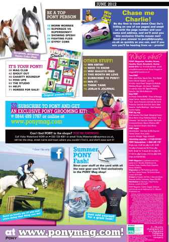 Pony Magazine Preview 3