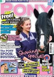 Pony Magazine issue June 2012