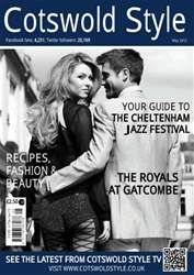 Cotswold Style issue May 2012