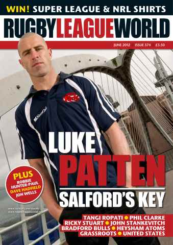 Rugby League World issue 374