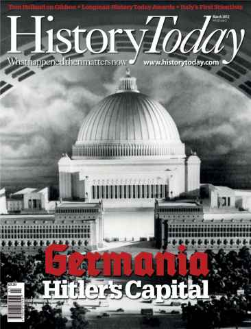 History Today issue March 2012