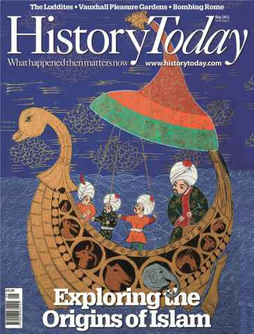 History Today issue May 2012