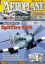 Aeroplane issue No.456 Spitfire 75th