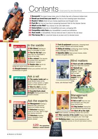 Horse&Rider Magazine - UK equestrian magazine for Horse and Rider Preview 4