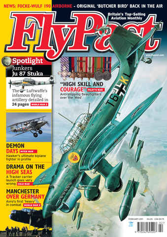 FlyPast issue February 2011