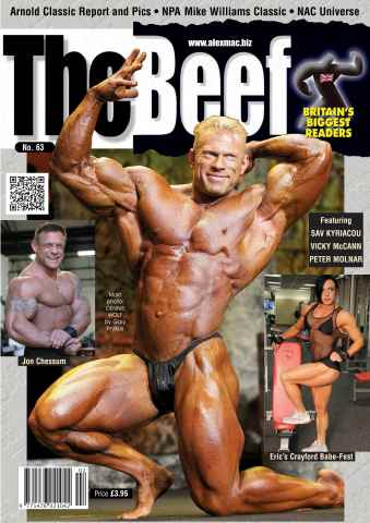 The Beef Magazine issue Issue 63