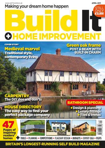 Build It issue April 2011