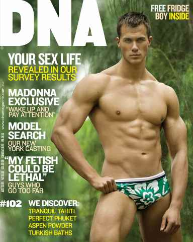 DNA Magazine issue DNA #102