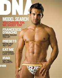 DNA Magazine issue DNA #101